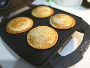 Cooked Pies in the Pie Magic
