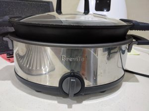 Macaroni Cheese in Breville Flavour Maker