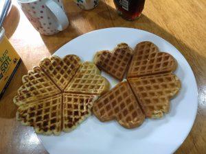 Delicious Waffles