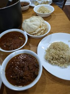 Non-Spicy Beef Rendang